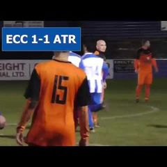 Eccleshill United vs Athersley Rec Match Highlights