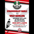 Stanningley v West Bowling 24/06/17