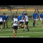 Highlights Okapi Wanderers Rugby FC U19 vs Key Biscayne 02 16 2018