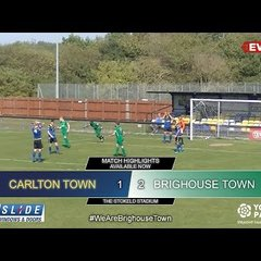 01/09/2018 - Carlton Town 1-2 Brighouse Town