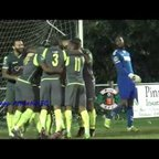 Goals Potters Bar Town Fc v Grays Ath 30/12/17