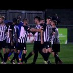 MATCH HIGHLIGHTS: DUNSTABLE TOWN 0-4 CORBY TOWN: