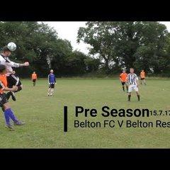 BFC V BFC Res Preseason 15 7 17
