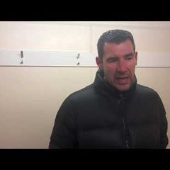 Marske United 0 vs 1 Frickley Athletic - Martin McIntosh