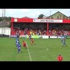Banbury United 2 Bishops Stortford 1 - 26 Aug 201 7 - The Goals