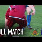 Thetford Town 4-2 Mattishall (FULL MATCH)