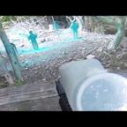 GoPro: Paintballing at Delta Force Hemel Hempstead HD 2015