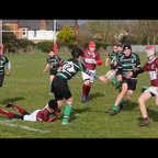 18 February 2018 - Melton Mowbray 42 - 15 York (u14s)