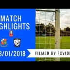 Wealdstone v Hereford - 13th Jan 2018