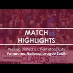 Welling United 0-1 Chelmsford City - Vanarama National League South