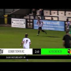 CTTV Highlights: Corby Town 3-1 Alvechurch: