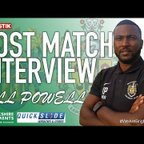 Vill Powell Post Wisbech Town