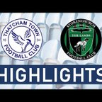 Thatcham Town Development vs Stokenchurch FC | Highlights
