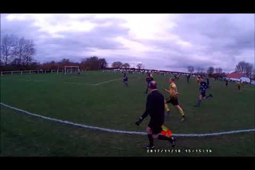 Aslockton & Orston vs Hucknall Town