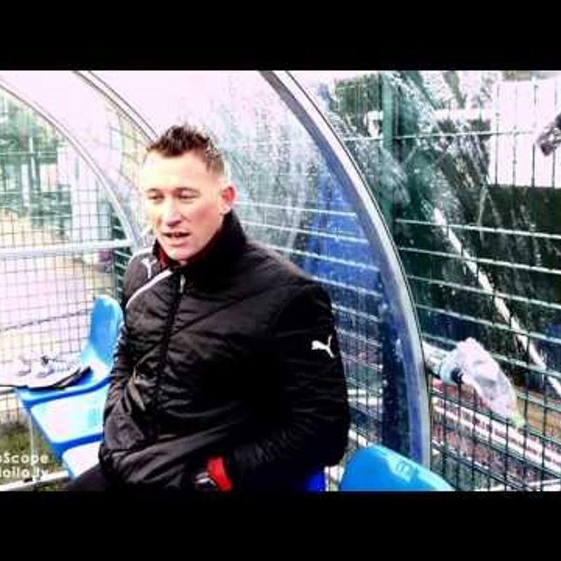 Interview With Scott Reynolds 14th January 2017