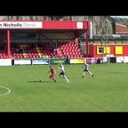 Banbury United U18s v Stafford Rangers -13 Oct 208 - The Banbury Goals