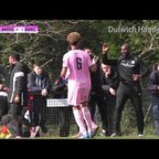 Burgess Hill Town 0-3 Dulwich Hamlet, Ryman League Premier Division, 15/04/17 | Match Highlights