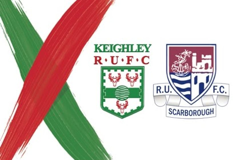 Scarborough RUFC v Keighley RUFC - Highlights