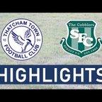 Thatcham Town FC vs Street FC | Highlights