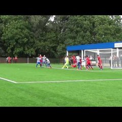 Chris Withington's goal against Oxford City - 15th July 2017