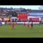 Banbury United 1 Dunstable Town 2 - 26 Dec 2017 - Highlights