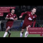 Highlights - Chelmsford City vs Braintree Town (Essex Senior Cup)