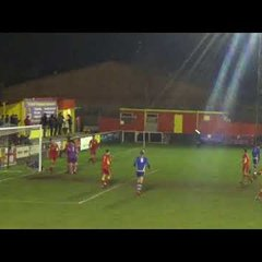 Banbury United 1 Basingstoke Town 1 - 6th Feb 2018 - Highlights