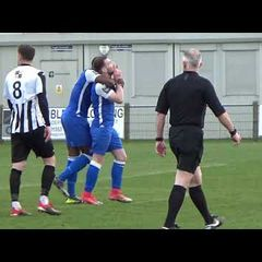 Goals From Dereham Town FC v Grays Athletic FC 9/3/19