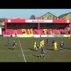 Banbury United Women 2 Haddenham Ladies 0 - 25 Feb 2018 - Brief Match Highlights