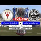 Glossop North End v Atherton Collieries 24/02/18