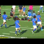 Sunday December 17th 2017 Okapi Wanderers Rugby FC U11 vs Key Biscayne Rugby