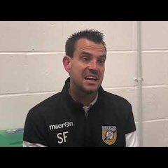 Frickley Athletic 2 vs 1 Spalding United - Spencer Fearn - 05/10/18