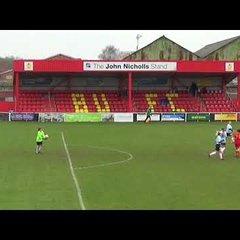 Banbury United Women v Blisworth Ladies  - Friendly - 14 Jan 2018 - Match Highlights