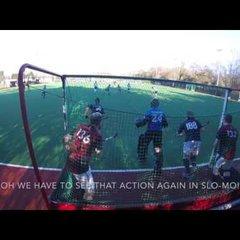 Cheam Hockey v Surbiton - Blossom saves