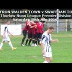 Saffron Walden Town v Swaffham Town 2016-17