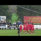 Banbury United 1 Biggleswade Town 1 - 7th April 2018 - Match Highlights