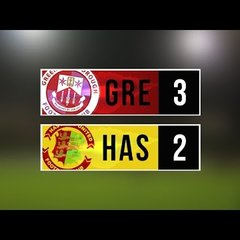 MATCH HIGHLIGHTS: Greenwich Borough vs Hastings United