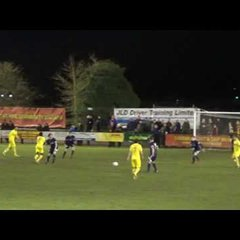 Banbury United 3 Hook Norton 0 - 7 Feb 2017 - Match Highlights