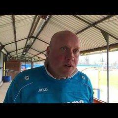 INTERVIEW - Mark Jones following Braintree abandonment
