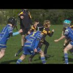 Crosfield Cobras U8's v's Leigh Miners 26/03/2017 Q2
