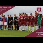 Chelmsford City 2 vs 1 St Albans City - Highlights