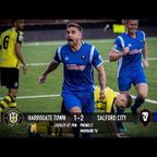 Harrogate Town 1-2 Salford City - National League North 05/09