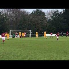 PBTFC v BFC Goal 1 Sean Grace