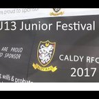 Caldy Junior Festival of Rugby for U13 2017