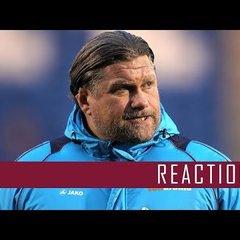 East Thurrock United (ESC Final) Reaction: Rod Stringer