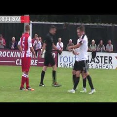 CTTV Highlights: Corby Town 5-1 Romulus: