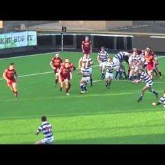 Tynedale RFC try of the week - Oli Walker 16/4/16