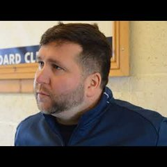 Thatcham Town FC vs Longlevens AFC - Danny Robinson Interview!