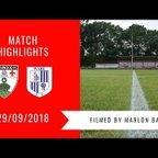 HIGHTLIGHTS | Northwood V Ware| Bostik League
