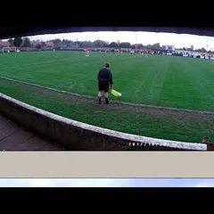 Hucknall Town vs Hilton Harriers